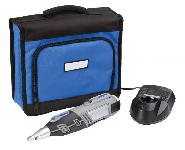 Akku-Zahnschleifgerät Premium im praktischen Koffer