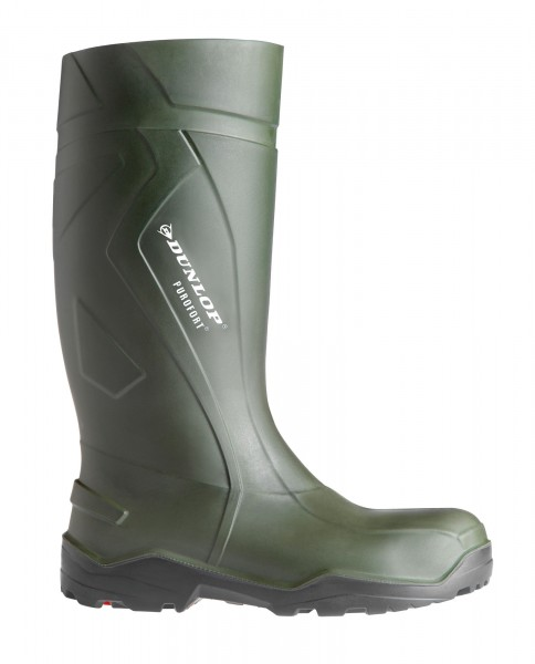 Sicherheitsstiefel Dunlop® Purofort®+ S5 anatomisch geformter Stiefel für die Arbeit, Arbeitsschutzstiefel mit Stahleinlagen