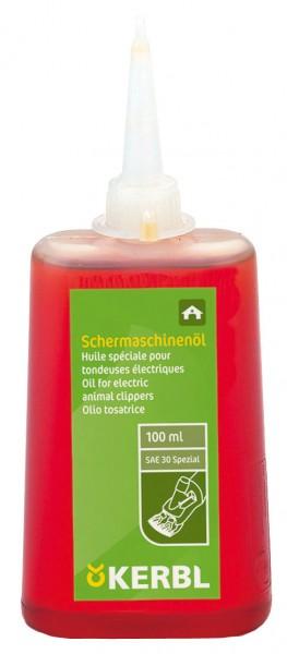 Schermaschinenöl für alle beweglichen Teile im Scherkopf, 100 ml