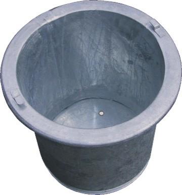 Ersatz-Kesseleinsatz für 26 Liter Elektro-Futterdämpfer, Einsatz für Kartoffeldämpfer