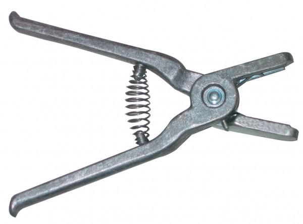 Twintag-Zange aus Aluminium und mit Spannfeder