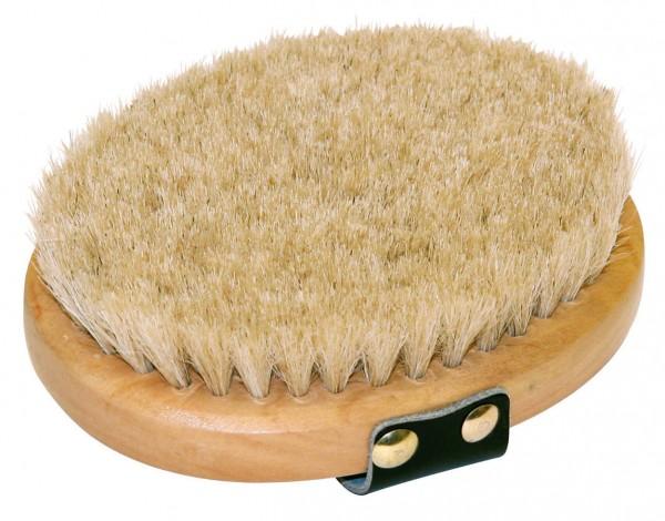Schmusebürste Brush&Co mit weicher Rosshaar-Bestückung für besonderen Glanz