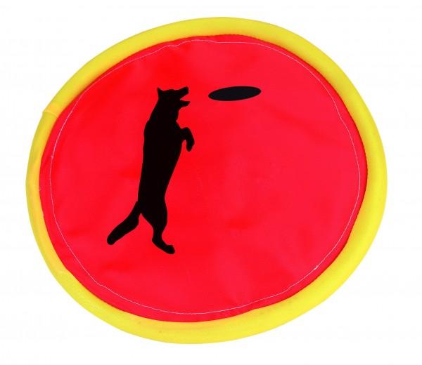 Hunde Frisbee aus Nylon, ideales Spielzeug für den Bewegungsdrang Ihres Tieres