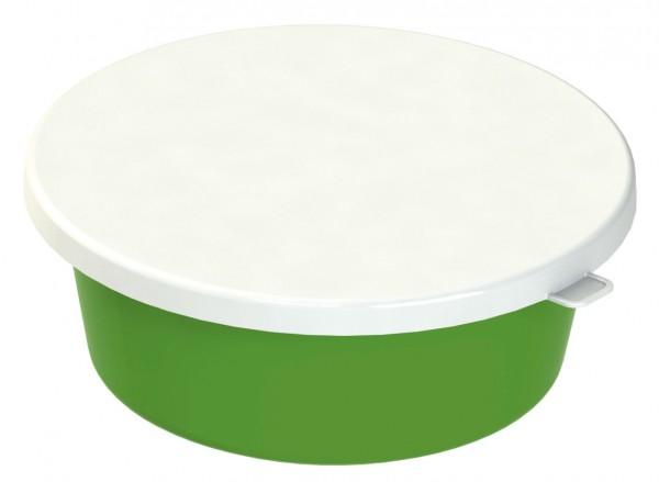 Deckel passend für Futterschale aus Kunststoff mit ca. 2 Liter oder 6 Liter Fassungsvermögen