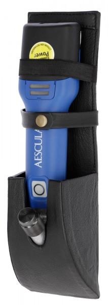 Gürteltasche für Schermaschine CL Akku Schaf, für Gürtel mit einer Gürtelbreite von max. 40 mm